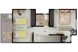 Casa-Piso-2-Esquinera