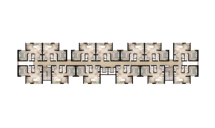 Proyecto Mirador de los Alcázares